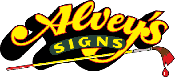Alvey's Signs