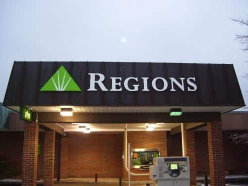 regions-outdoor-sign