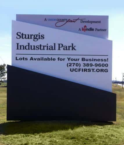 sturgis-industrial-park-outdoor-sign